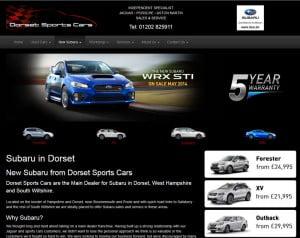 Dorset Subaru